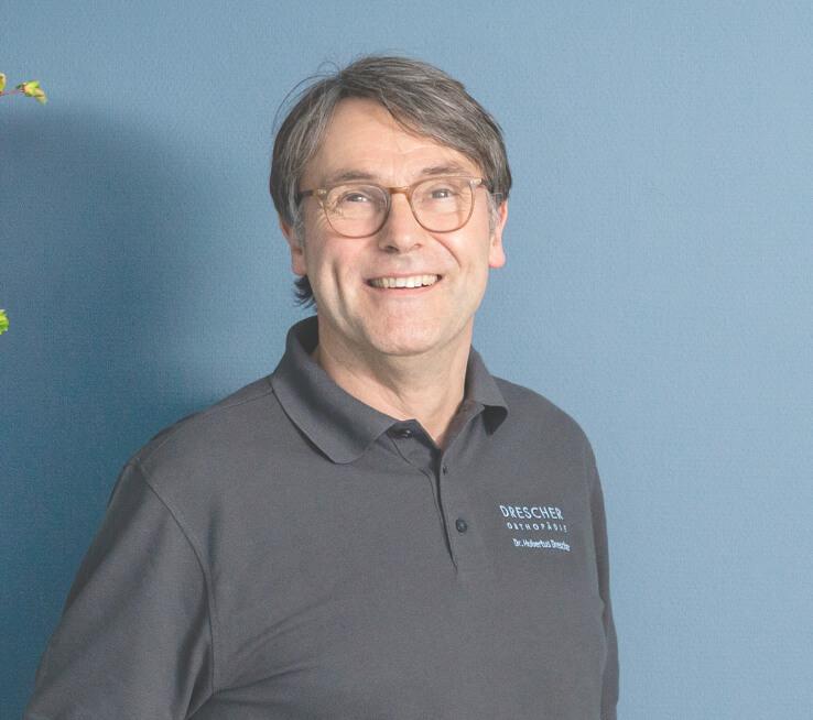 Orthopäde Dr. Drescher aus Freiburg